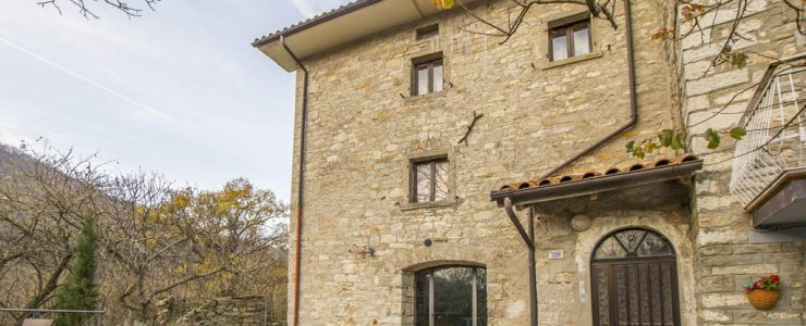 Keenly Priced restored 2 bed semi detached property Tuscany Real Estate