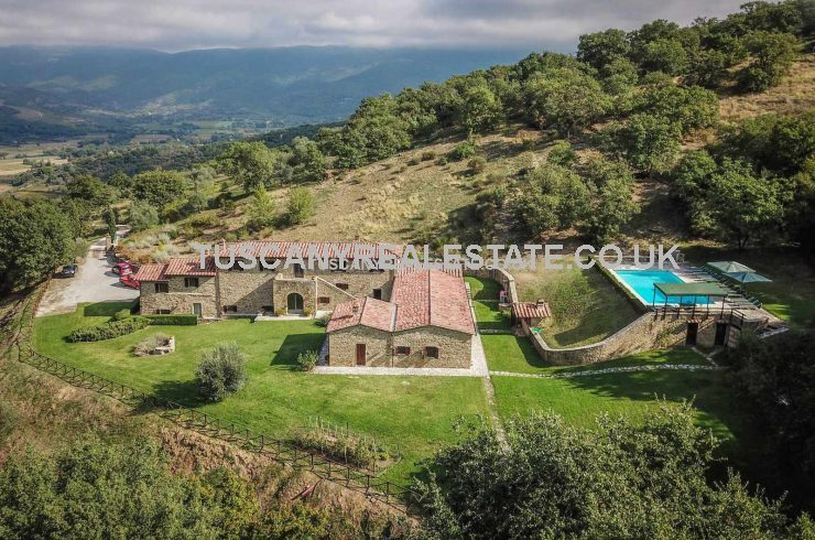 Cortona Tuscany Italy Real Estate